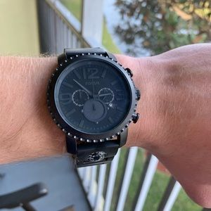 Fossil outdoor stainless steel